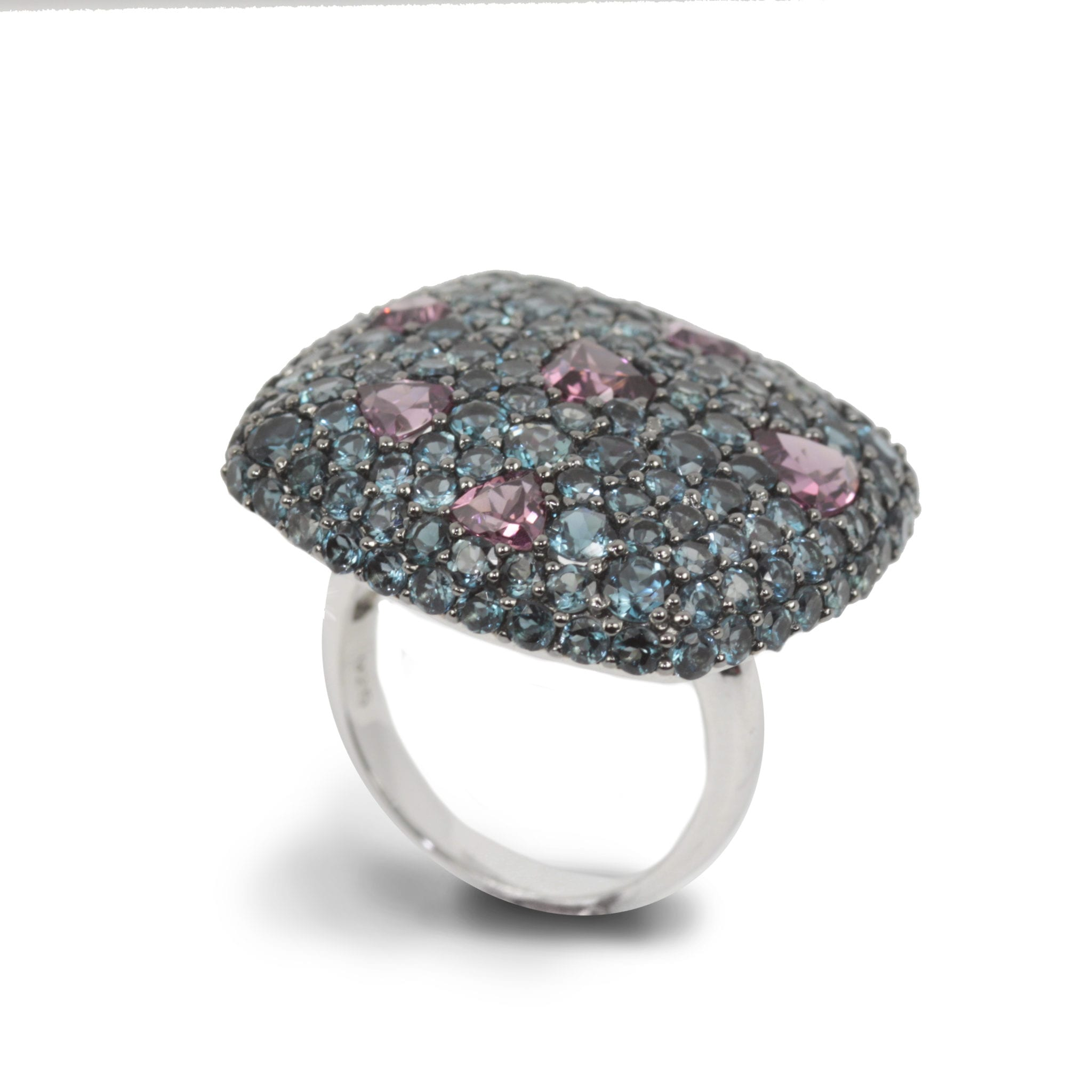 and ring birthstone the gorgeous diamond by for garnet evans vintage style christopher january