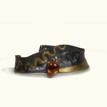 Pathways Garnet Bracelet