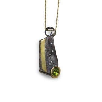 Pathways Peridot Pendant