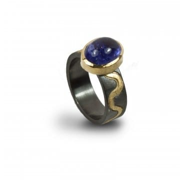 Pathways Tanzanite Ring
