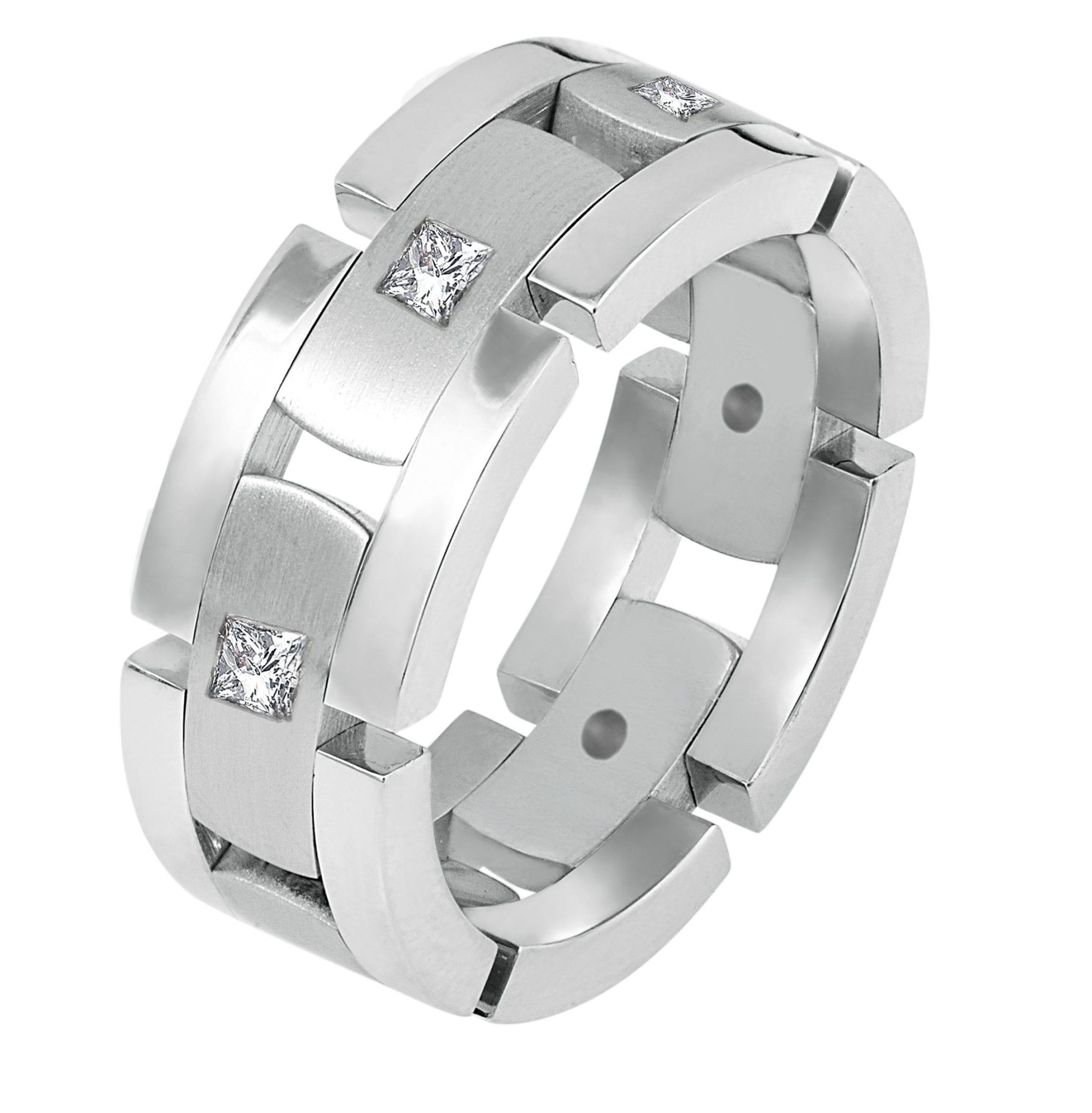 bands cheap jewellery band male ring tungsten with and wedding shop for