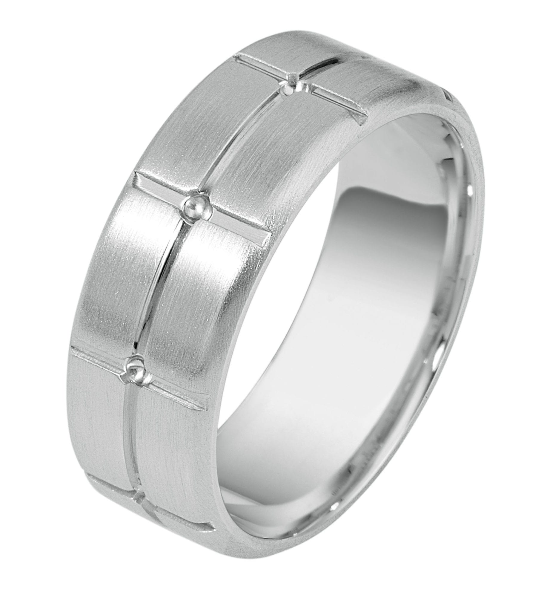 white gold jewellery diamonds mens band diamond princess bands wedding blue cut